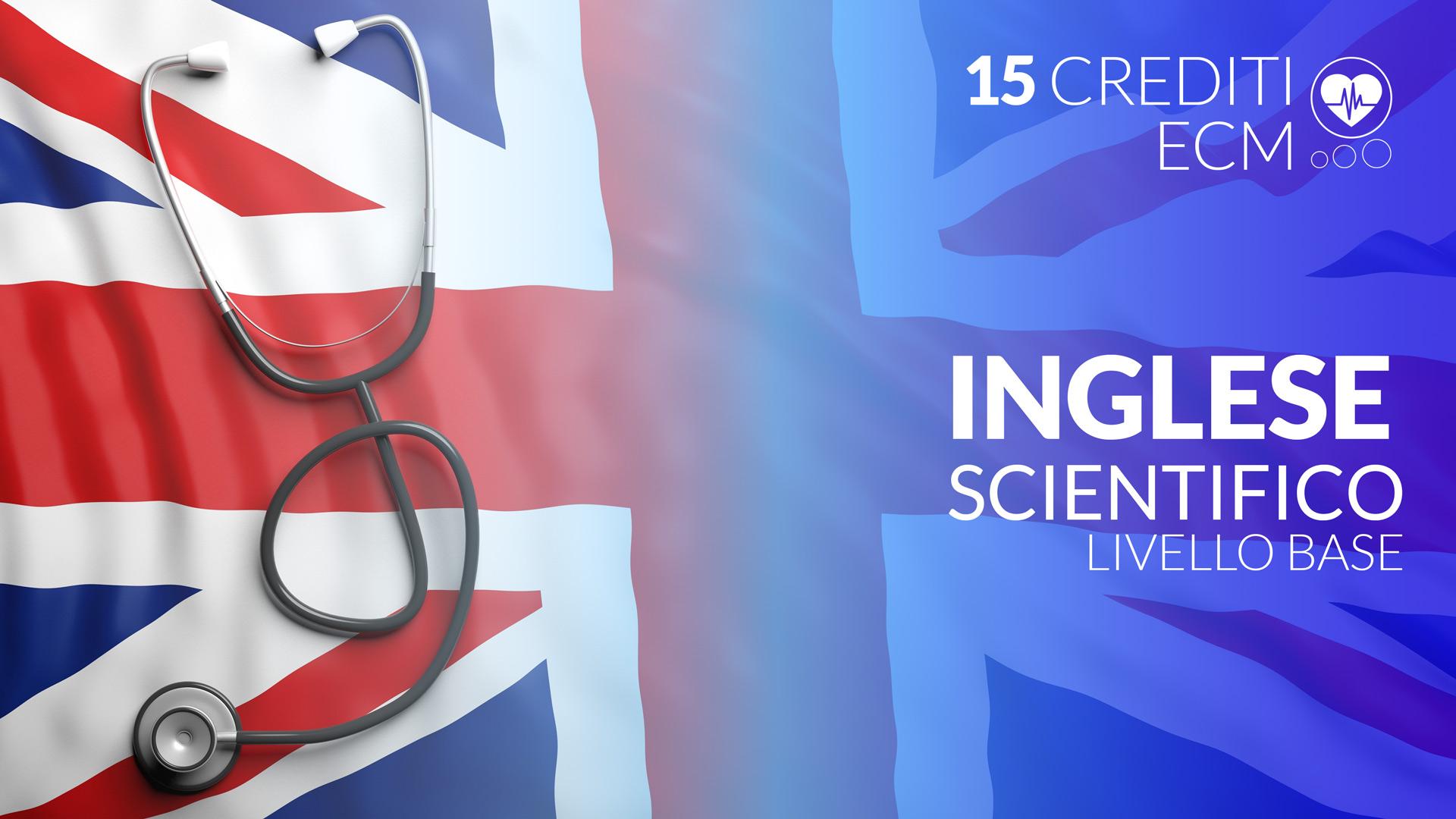 Corso Inglese scientifico – livello base