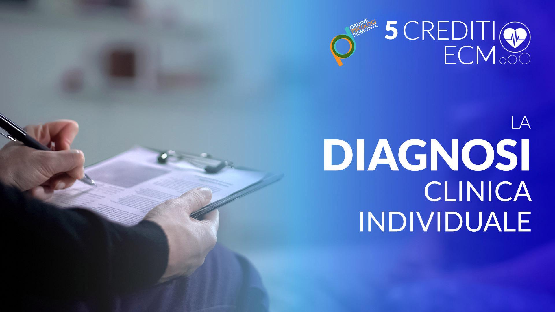 La diagnosi clinica individuale