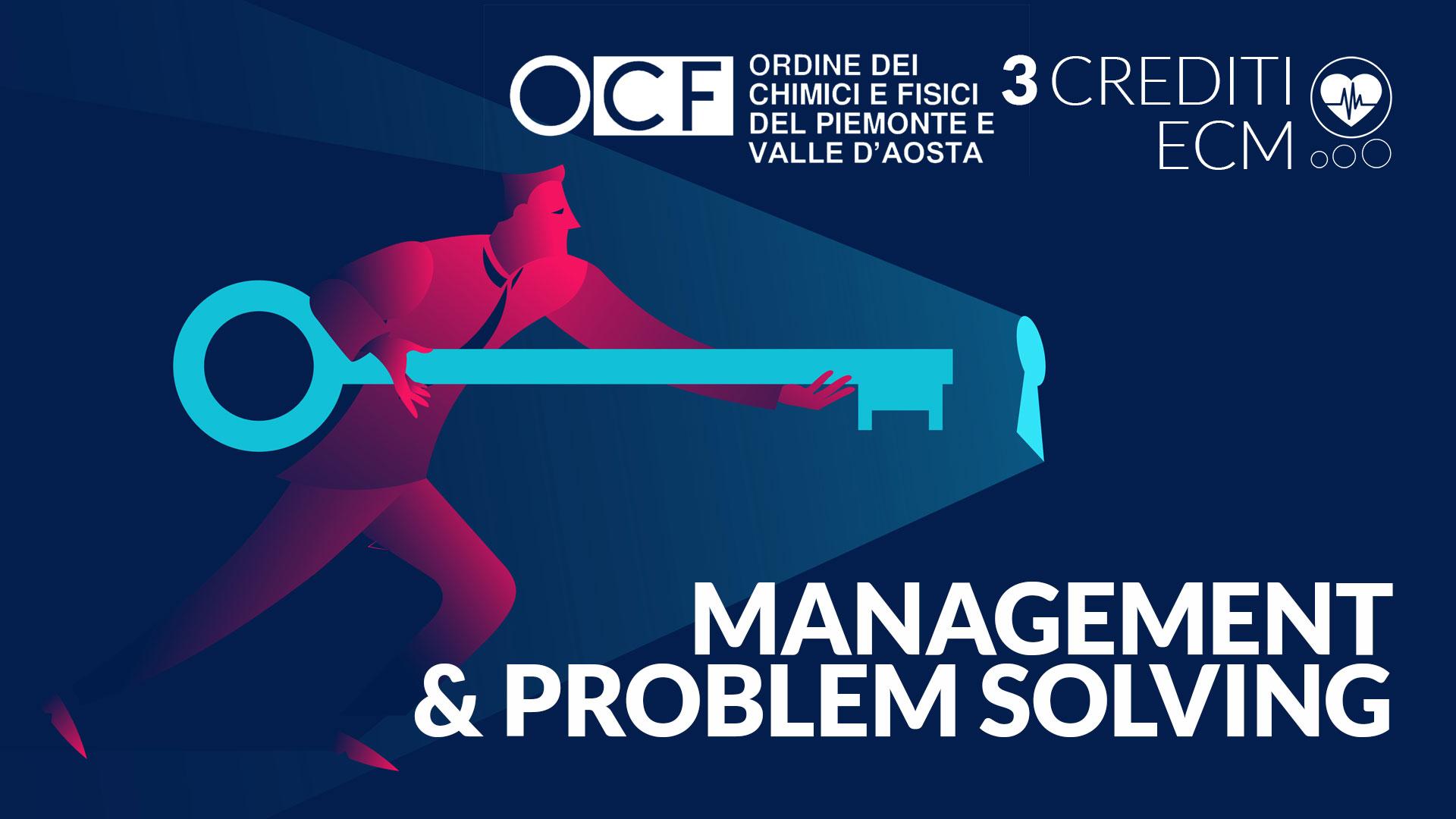 Management & Problem Solving